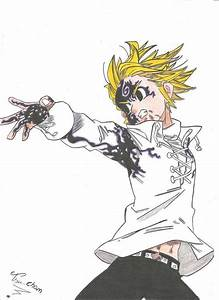 Nanatsu No Taizai  The Seven Deadly Sins  Meliodas  Manga