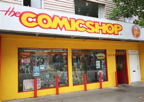 The Comic Shop Vancouver Business Story