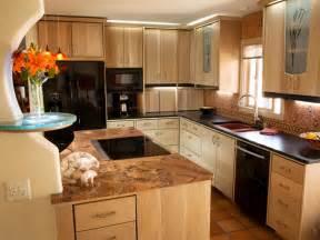 kitchen counter tops ideas neutral granite countertops hgtv