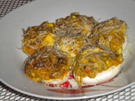 cuisiner des oeufs index recettes sales ramadan 2013 quot bienvenue chez quot