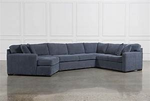 Cypress 3 Piece Sectional - Living Spaces