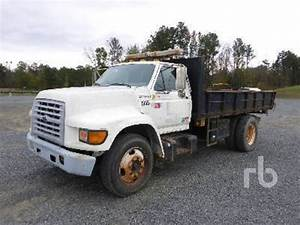 Ford F800 Dump Trucks For Sale Used Trucks On Buysellsearch