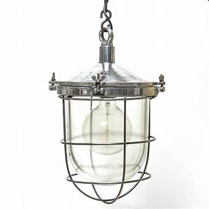 Suspension Globe Verre : suspension globe en verre grillag ~ Teatrodelosmanantiales.com Idées de Décoration