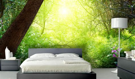 Feng Shui Balanced Home with Wallpaper for Home