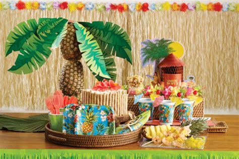 decoration soiree tropicale les conseils des pros