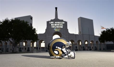 Los Angeles Rams Likely Headed To China For 2018 Game