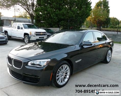 2015 Bmw 7-series M Power Package For Sale In United States