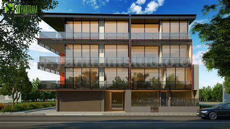 Exterior Design Ideas by Commercial Building Exterior Design Ideas By Yantram