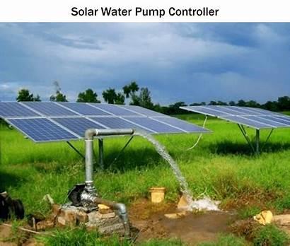 Solar Water Pumping System Pump Pumps Controller