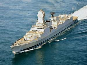AEGIS VESSLES OF THE WORLD - KOLKATA CLASS PAGE