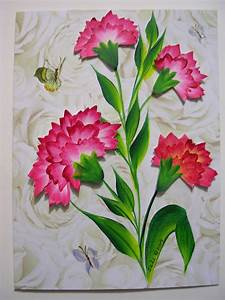 January, -, Carnation