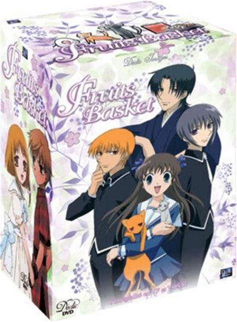 fruits basket anime dvd dvd fruits basket int 233 grale vo vf anime dvd news