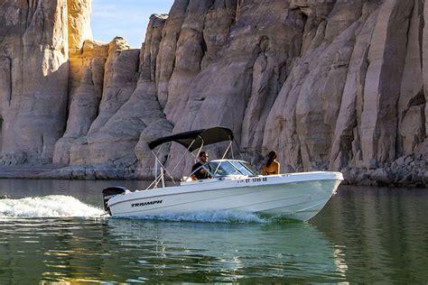 Power Boat Rentals On Lake Powell by Wahweap Bullfrog Marinas Powerboats Watercraft