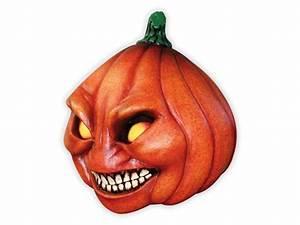 Tete De Citrouille Pour Halloween : masque halloween t te de citrouille m chante ~ Melissatoandfro.com Idées de Décoration
