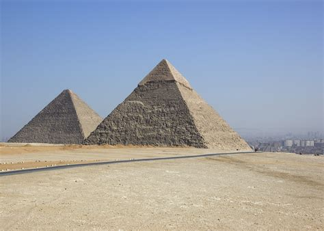 The Egyptian Pyramids When How And Why