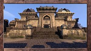 ESO Homestead - Decorating a large Redguard house on the ...
