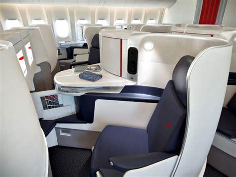 siege boeing 777 air les nouvelles cabines décollent vidéo air