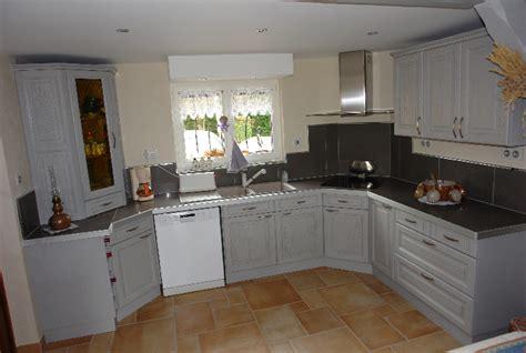 customiser une cuisine en chene repeindre des meubles de cuisine rustique nouvelles