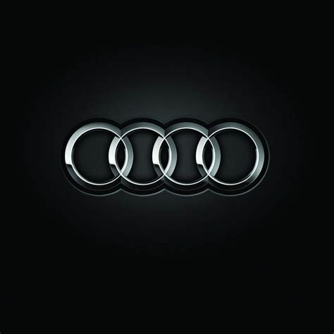 Download Audi Logo 2048 X 2048 Wallpapers