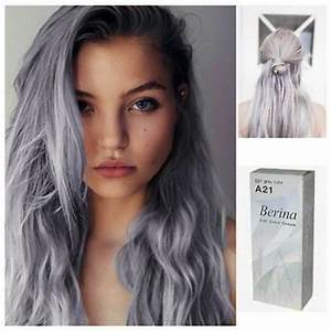 17 Best ideas about Permanent Silver Hair Dye on Pinterest