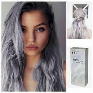 17 Best ideas about Permanent Silver Hair Dye on Pinterest
