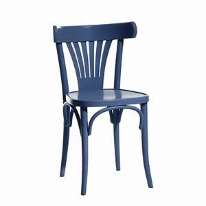 Chaise Bistrot Bois : la chaise de bistrot deco maison design ~ Teatrodelosmanantiales.com Idées de Décoration