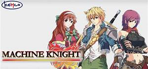 PRESS RELEASE Machine Knight Now Available On IOS