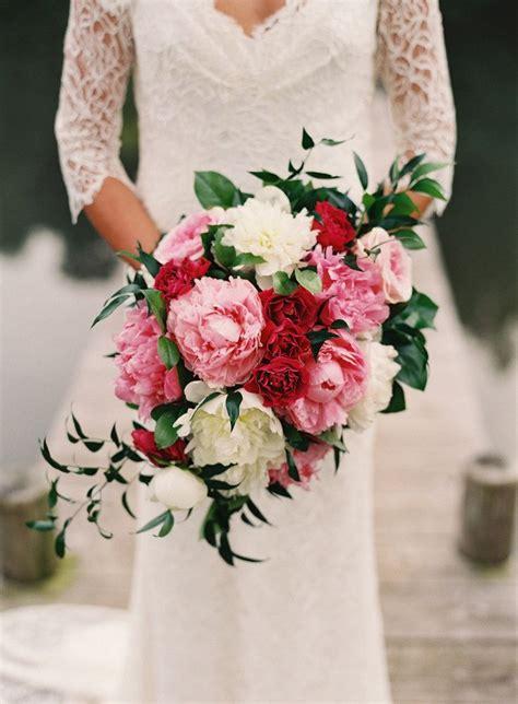20 Breathtaking Peony Wedding Bouquet