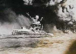 The Attack on Pearl Harbor - December 7, 1941