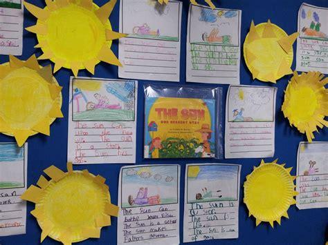 Chalk Talk: A Kindergarten Blog: The Sun and Stars | Sun ...