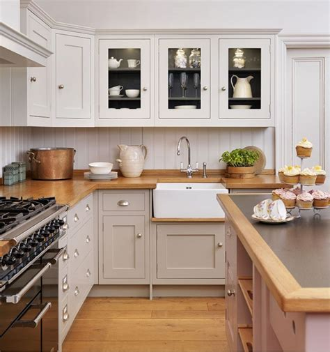 shaker kitchen ideas i like this but i think the colors are bottom