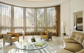 Curtain Living Room Design by Interior Design Living Room Curtains Ideas