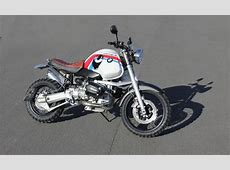 BMW R 1100 GS Scrambler la realizzazione di Hornig
