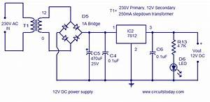 Capacitor - Cap Value For Full Wave Rectifier Circuit