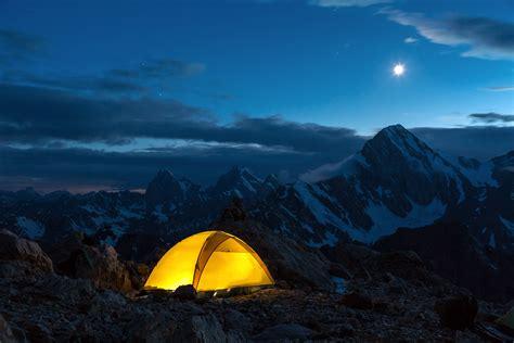 ungewoehnliche moeglichkeiten eine nacht  den bergen zu