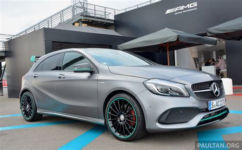 Mercedes A Class Image by Gallery Mercedes A Class Motorsport Edition Paul
