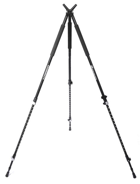 foto de Hammers Safari Telescopic Shooting Tripod with Quick Flip