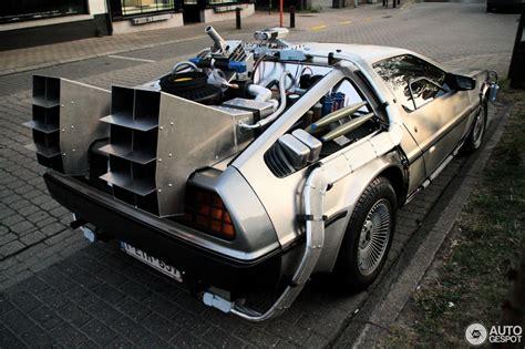 DeLorean DMC-12 - 21 August 2013 - Autogespot