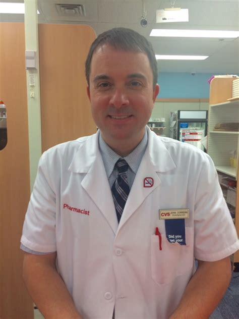 pharmacist   week john correira cvs pharmacy
