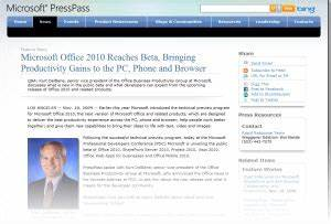 Office 2010 Public Beta Announced Today   The PowerPoint Blog