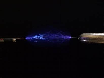 Coil Tesla Pack Six Capacitor Spark Animation