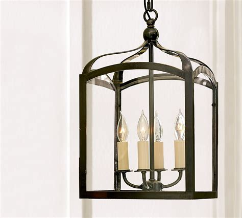 pottery barn light fixtures pottery barn lantern copycatchic
