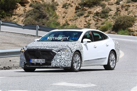 Buick Models 2020 by Buick Lacrosse Refresh Spied Testing In Europe Gm Authority