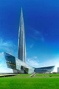 Gazprom Tower St. Petersburg