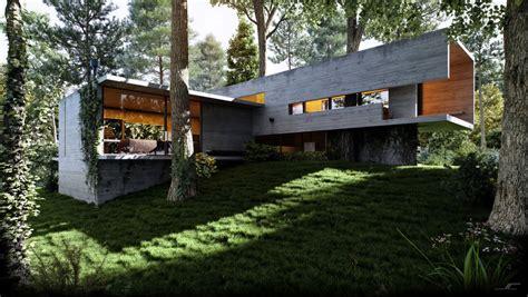 Fantastic Country Modern House Plans — Modern House Plan