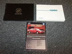 2004 Buick Lesabre Owner Operator User Guide Manual Set