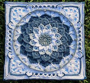 Blue Enchanted Garden  The Center  Round Part  Is The
