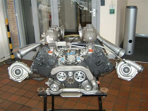 Cosworth Gba 1.5 Litre V6 F1 Engine