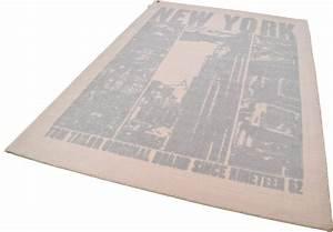Teppich New York : teppich happy new york tom tailor rechteckig h he 12 mm online kaufen otto ~ Orissabook.com Haus und Dekorationen