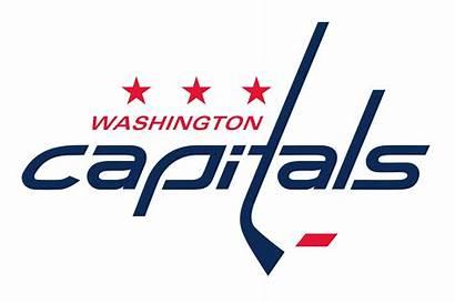 Nhl Capitals Washington Clipart Logos Downloads Team